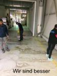 Grundreinigung Hardboden